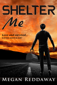 Shelter Me by Megan Reddaway ebook cover
